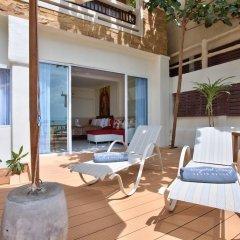 Отель Crystal Bay Beach Resort 3* Номер Делюкс с различными типами кроватей фото 11