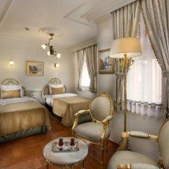 Отель Valide Sultan Konagi 4* Стандартный номер с различными типами кроватей фото 41