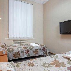 Гостиница Самара Люкс 3* Номер Эконом 2 отдельными кровати (общая ванная комната) фото 5
