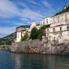 Отель Casa Maria Vittoria Минори приотельная территория