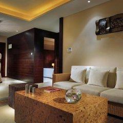 Отель Serenity Coast All Suite Resort Sanya 5* Улучшенный люкс с различными типами кроватей фото 4