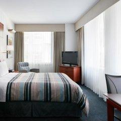 Отель Club Quarters, Central Loop 4* Стандартный номер с различными типами кроватей фото 6