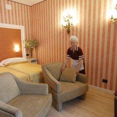 Отель Bellavista Terme Улучшенный номер фото 3
