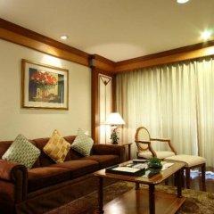 Отель Bliston Suwan Park View 4* Улучшенные апартаменты с различными типами кроватей фото 9