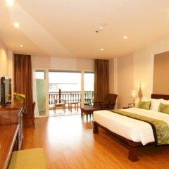 Отель The Heritage Pattaya Beach Resort комната для гостей фото 12