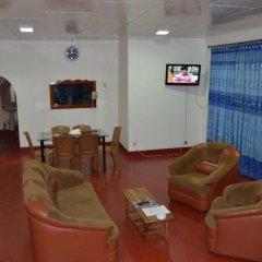 Отель Amro Guest and Restaurant питание