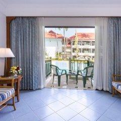 Отель Amora Beach Resort 4* Номер Делюкс фото 2