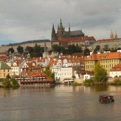 Отель BoHo Prague Прага приотельная территория