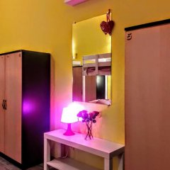 Гостиница Rooms.SPb Кровать в общем номере с двухъярусной кроватью фото 25