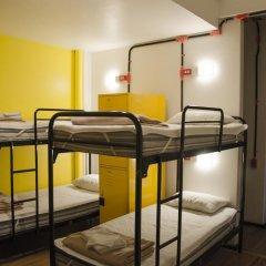 Hostel Mundo Joven Catedral Кровать в общем номере фото 2