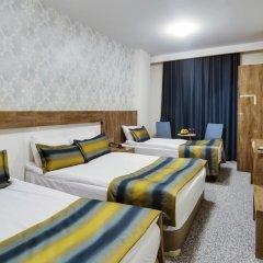 Park Yalcin Hotel 3* Стандартный номер с различными типами кроватей фото 7