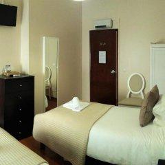 Отель The Capital Boutique B&B удобства в номере
