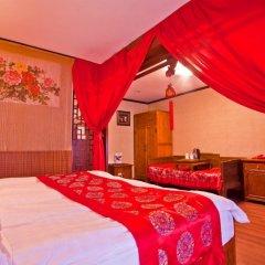 Отель Xiao Yuan Alley Courtyard Hotel Китай, Пекин - отзывы, цены и фото номеров - забронировать отель Xiao Yuan Alley Courtyard Hotel онлайн сейф в номере