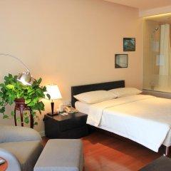 GreenPark Hotel Tianjin 4* Номер Делюкс фото 2