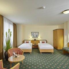 Balance Hotel Leipzig Alte Messe 4* Стандартный номер с различными типами кроватей фото 4