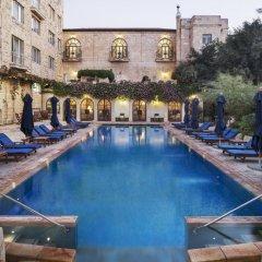 American Colony Hotel The Leading Hotels of the World Израиль, Иерусалим - отзывы, цены и фото номеров - забронировать отель American Colony Hotel The Leading Hotels of the World онлайн бассейн