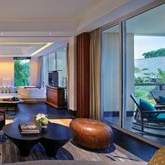 Отель Sofitel Bali Nusa Dua Beach Resort 5* Роскошный номер с различными типами кроватей фото 4