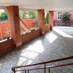 Гостиница Лотус парковка