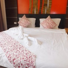 Dengba Hostel Phuket Улучшенный номер с различными типами кроватей фото 20