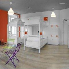Отель Safestay Madrid интерьер отеля