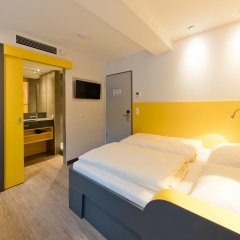Buddy Hotel 3* Номер Комфорт с различными типами кроватей фото 2