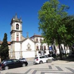 Отель Casa da Quinta De S. Martinho парковка