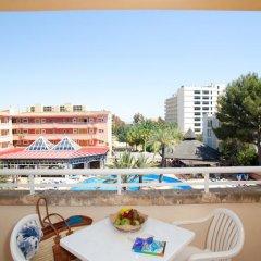 Отель Aparthotel Cabau Aquasol Апартаменты с 2 отдельными кроватями фото 6