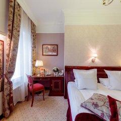 Бутик-Отель Золотой Треугольник 4* Стандартный номер с двуспальной кроватью фото 15