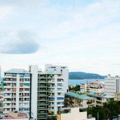 Отель Pha Le Xanh 2 Нячанг балкон