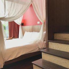 Отель Siloso Beach Resort, Sentosa 3* Люкс с различными типами кроватей фото 11