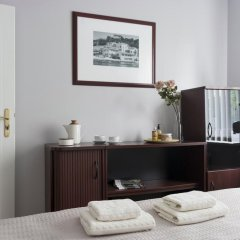 Отель PixelHome - Przy Forcie Улучшенные апартаменты с различными типами кроватей фото 43