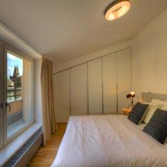 Апартаменты Rybna 9 Apartments комната для гостей