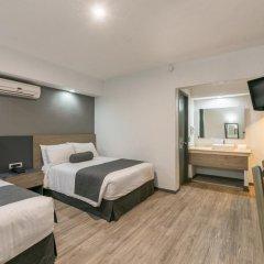 Hotel Malibu 4* Стандартный номер с 2 отдельными кроватями