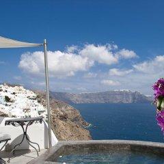 Отель Andronis Luxury Suites 5* Люкс повышенной комфортности с различными типами кроватей фото 5