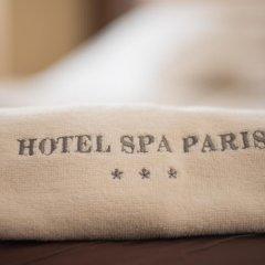 Hotel Spa Paris ванная фото 2
