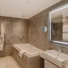 Отель NH Collection Roma Palazzo Cinquecento Улучшенный номер с различными типами кроватей фото 4