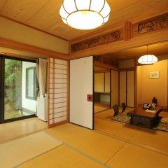 Отель Ryokan Minawa Минамиогуни комната для гостей фото 2