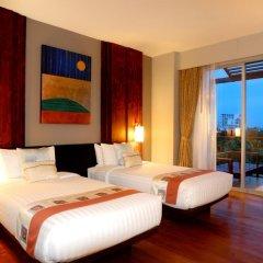 Отель Haven Resort HuaHin 4* Улучшенный номер с различными типами кроватей