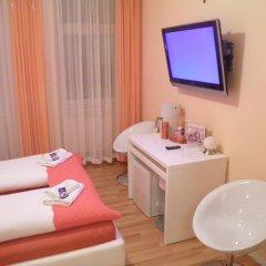 Отель City Guesthouse Pension Berlin 3* Стандартный номер с двуспальной кроватью