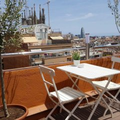 Апартаменты Your Home In Barcelona Apartments Барселона балкон