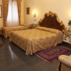 Hotel San Cassiano Ca'Favretto 4* Улучшенный семейный номер с двуспальной кроватью фото 4