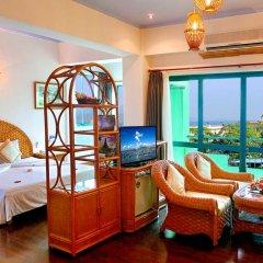 Green Hotel Nha Trang 3* Представительский номер фото 6