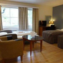 Marché Rygge Vest Airport Hotel 3* Стандартный номер с различными типами кроватей фото 14