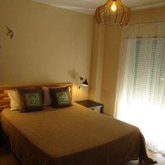 Отель TII Ourém Португалия, Пешао - отзывы, цены и фото номеров - забронировать отель TII Ourém онлайн комната для гостей фото 5