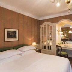 Отель Helvetia & Bristol Firenze Starhotels Collezione 5* Стандартный номер фото 25