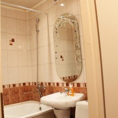 Гостиница Эдем на Красноярском рабочем Апартаменты с различными типами кроватей фото 34