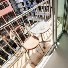 Отель Hollywood Inn Love балкон