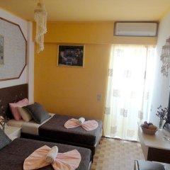 Minoa Hotel 2* Студия с различными типами кроватей фото 2