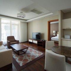 Гостиница Сочи Марриотт Красная Поляна 5* Семейный люкс повышенной комфортности с разными типами кроватей фото 5