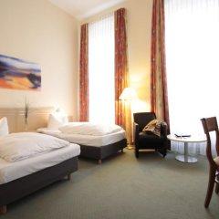 Hotel Tiergarten Berlin 3* Стандартный номер с различными типами кроватей фото 2